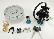 Honda CB1000 CBR600RR CBR1000RR Ignition Switch Fuel Gas Cap Seat Lock Key 04-07