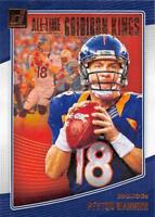 2018 Donruss All-Time Gridiron Kings (Insert, Auto, or Holo) Pick From List