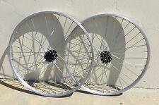 "Tricycle Trike 26"" 36 Spoke Hollow Hub Right & Left Wheel 15mm axle 35mm od"