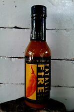 CaJohn's Fatalii Fire Hot Sauce 5oz