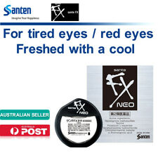 Santen Pharmaceutical Sante Fx Neo Cooling Eye Drops - 12ml