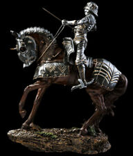 Medieval English Knight Sculpture Statue Reproduction