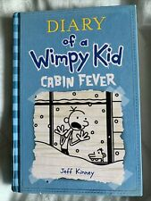 Diary of a Wimpy Kid - cabin fever,Rodrick Rules & 3rd Wheel by Jeff Kinney