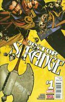 Doctor Strange #1 (2015) Marvel Comics