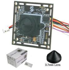 "Sunvision 1200TVL 1/3"" Super CMOS HD OSD Board Camera w/ Pinhole Lens (BC12SO)"