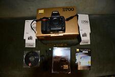 Nikon D700 12.1MP Digital SLR Camera (ONLY 259 CLICKS)
