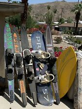 New listing water skis.
