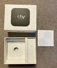 Apple TV 5th Gen 4K HDR 32GB Black A1842 (Empty Box Only)