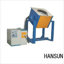 New! Medium frequency induction melting furnace 70Kw
