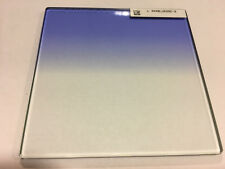 Tiffen 4x4 Filtro Clear Blue Grad 2 Soft