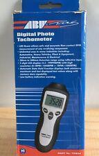 ABW 70934 / SIDCHROME SCMT70934 Digital Photo Tachometer - Car, Electrical Tool