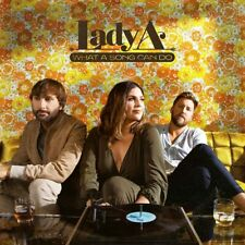 Lady A - What A Song Can Do [CD] Pre-sale 22/10/2021
