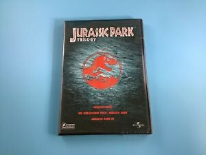 Jurassic Park Trilogy - DVD Film Set