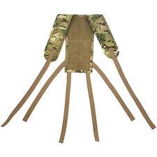 Bulldog 6 Point Lightweight Military Army Webbing Yoke Harness MTP Multicam