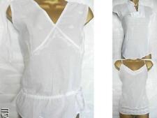 V Neck Cap Sleeve Semi Fitted Blouses for Women