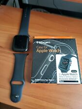Apple Watch Series 4 44 mm Space Black Aluminum Steel Case GPS + Cellular Used