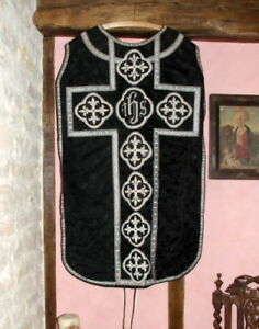 Casula, Chasuble, Vestment (Vintage French)