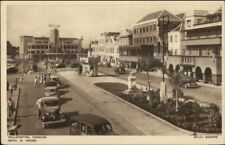 Willemstad Curacao Brion Square Postcard
