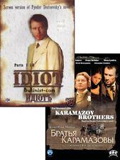 Fyodor Dostoevsky Collection (The Brothers Karamazov / The Idiot)(6 DVD NTSC)