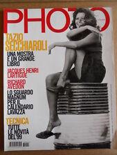 PHOTO Italiana n°21 1998 Tazio Secchiaroli Sofia Loren  [D22]