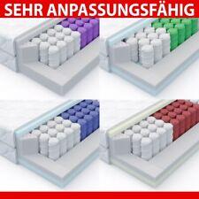 MSS® 7 Zonen Taschenfederkern Matratze Deluxe 80 90 100 120 140 160 x 200 cm