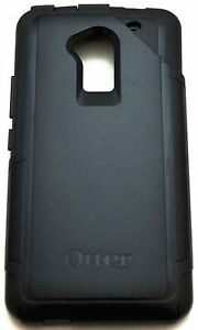 Otterbox HTC One Max BLACK Commuter Series Case Smart Cell Phone Protection NEW