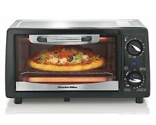 Proctor Silex 4-Slice Electric Counter-Top Toaster Oven with Timer | 31140