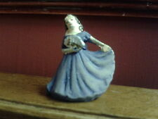 Dolls House Emporium Accessory 1:12th Scale Blue Ornamental Lady 2588 New *