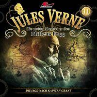 JULES VERNE - DIE NEWEN ABENTEUER DES PHILEAS FOGG: FOLGE 11, DIE JAGD.. CD NEW