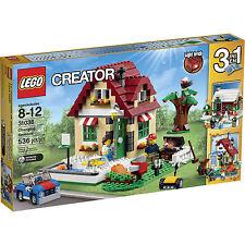 LEGO Creator - Changing Seasons #31038 Free Shipping New