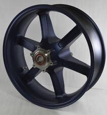G0309.02A8AYCR Genuine Buell Rear Diamond Blue Wheel, All XB'S & 1125's