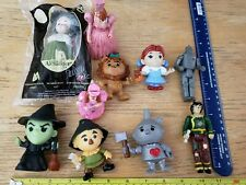 Wizard of Oz 10 lot madame Alexander  McDonalds Character Figure