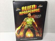 Alien Apocalypse DVD