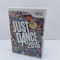 Just Dance 2015 (Nintendo Wii) - TESTED -