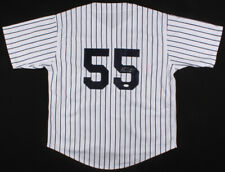 Domingo German Signed New York Yankees Pinstripped Jersey (JSA COA)