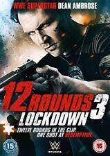 12 Rounds 3 Lockdown [DVD][Region 2]