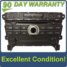Mazda Radio MP3 Single CD Player Satellite AM FM Receiver Stereo Audio Tuner OEM