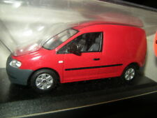 1:43 Minichamps VW Caddy rot/red in OVP