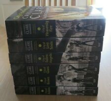 CASSANDRA CLARE SHADOWHUNTERS 1.- 6 CITY OF ASHES BONES GLASS FALLEN ANGELS
