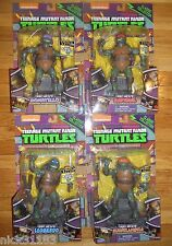 "SDCC 2014 Teenage Mutant Ninja Turtles Classic Collection 6"" Figures 1990 TMNT"