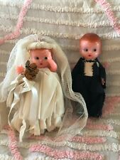 "6"" Knickerbocker Bride And Groom Darling!!"