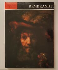 Great Artists Collection REMBRANDT Encyclopaedia Britannica 1971 ISBN 0852291035