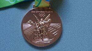 Bronzemedaille Bronze Olympia Olympische Spiele Medaille Rio de Janeiro 2016