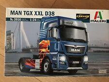 +++ Italeri 1:24 MAN TGX XXL D38 E6 Edition 3916