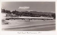 Photo. ca 1950. W Vancouver, B. C Canada. Park Royal Shopping Centre
