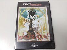 WOLF'S RAIN .  DVD
