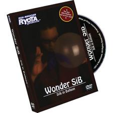 Wonder Silk in Balloon by Ryota - magic tricks by Mjm magic