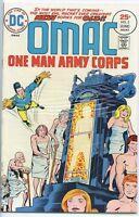 Omac 1974 series # 5 fine comic book