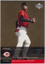 KEN GRIFFEY JR. 2001 UD GRIFFEY GALLERY #483