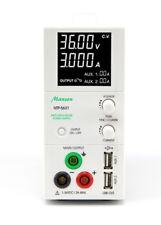 MANSON NTP-5631 Labornetzteil 1-36V DC / 3 Ampere mit USB-Schnittstellen